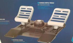 B737, A320 pedals