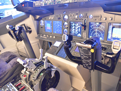 Boeing 737 NG Simulator For Sale!