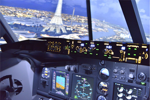 Boeing 737 NG és A320 fülkés szimulátor eladó!