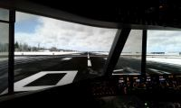 Our simulator in Montreal